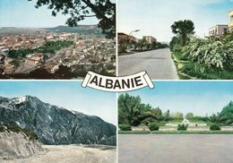1 AK Albanien * Ansichten Der Stadt Vlora * - Albania
