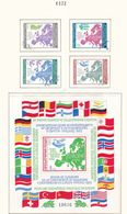 Europa-CEPT - KSZE-Ausgaben - 1983 - Sammlung 12. - Postfrisch/Gest. - 28 Euro - Europa-CEPT