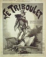 LE TRIBOULET-1888-46-MICHELET-FAU- - Zeitschriften - Vor 1900