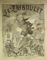 LE TRIBOULET-1888-08-BLASS ROLAND-LILIO-DE PALVET - Zeitschriften - Vor 1900
