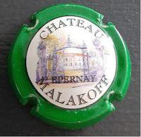 Capsule Champagne Château De Malakoff- Epernay - Malakoff (Château)