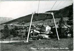 FOLGARIA  TRENTO  Albergo E Seggiovia Sommo Alto  Cableway - Trento