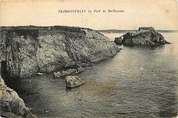 - Finistère - Ref-E505- Plougonvelin - Le Fort De Bertheaume - Forts - - Plougonvelin