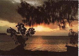 Vanuatu, Port Vila, Efate Island, Tropical Sunset, New Hebrides, Unused - Vanuatu