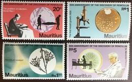Mauritius 1978 Discovery Of Penicillin MNH - Mauricio (1968-...)