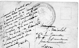 """CP-  Cachet: """" Corps Expéditionnaire D'Orient-  Alexandrie """"- - Storia Postale"""