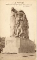CPA -  LE HAVRE - MONUMENT AUX MORTS - Non Classés