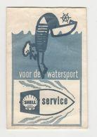 Suikerzakje - Sachet De Sucre SHELL Pernis W.v.oordt & Co Rotterdam - Sucres