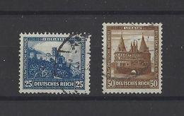 ALLEMAGNE.  YT  N° 437-438  Obl   1931 - Deutschland