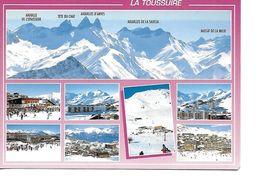 73 LA TOUSSUIRE Cpm Multivues - Francia