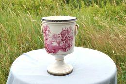 Cache Pot Sur Pied Porcelaine - Autres