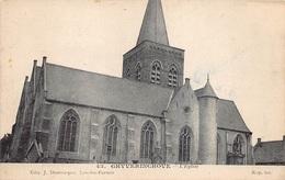 Ghyverinchove L'Eglise Gijverinkhove Alveringem    Kerk     M 4016 - Alveringem