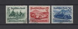 ALLEMAGNE.  YT  N° 629A/629C  Obl   1939 - Deutschland