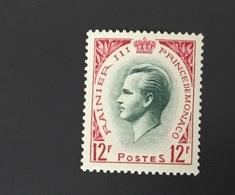 1955 Rainier III N° 423 ** - Neufs