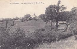 Cassel (59) - Vue Générale Prise Du Chemin Rouge - Cassel