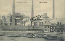 Marchienne-au-Pont :  Charbonnage :  La Providence - Charleroi