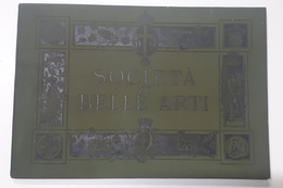 Società Promotrice Di Belle Arti In Torino - Ricordo Della XLVI Esposizione 1887 - Books, Magazines, Comics