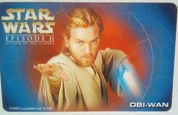 300 Pesos Globe Starwars Obi-Wan - Philippines