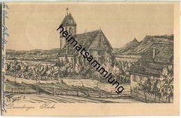 Tübingen - Derendingen - Kirche - Verlag Hansis Derendingen - Tuebingen