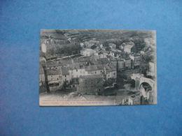 CAMARES  -  12  -  Vue Panoramique De La Ville Haute  -  Arrondissement De Saint Affrique   -  Aveyron - Otros Municipios