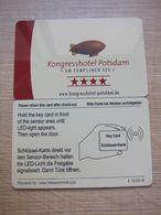 Kongresshotel Potsdam Am Templiner See - Cartas De Hotels