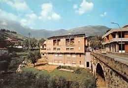 Cartolina Isola Del Gran Sasso Ponte Sul Fiume Mavone - Teramo