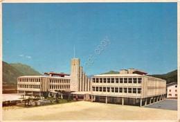 Cartolina Mattarello Di Trento Seminario Serafico Segnata - Trento