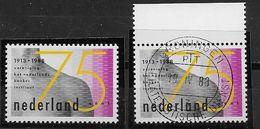 Nederland - 1988 - Yv. 1312 - ** En O. - Nederlands Kankerinstituut . - Periodo 1980 - ... (Beatrix)