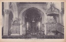 Arnèke (59) - Intérieur De L'Eglise - Frankreich