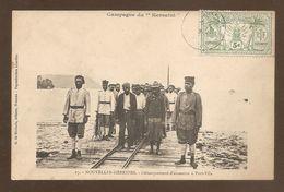 """27 - NOUVELLES-HEBRIDES - Débarquement D'assassins à Port-Vila - Campagne Du """"Kersaint"""" - ASSASSIN - MEURTRIER - JUSTICE - Vanuatu"""