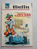 TINTIN N° 879   ROBERT SURCOUF (4p) +  Gal EISENHOWER (4p)  COVER J.GRATON - Tintin