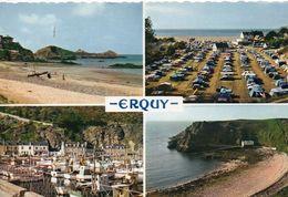 Erquy Belle Multi-vues Le Port Les Falaises Les Plages Le Camping - Erquy