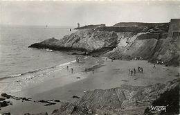 - Finistère -ref-E479bis- Le Conquet - Plage Du Paradis - Petit Plan Phare - Phares - Carte Bon Etat - - Le Conquet