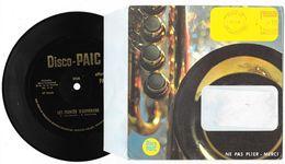 Disque 45 Tours - Vinyle Souple - Lessive DISCO PAIC - André Verchuren - Les Fiancés D'Auvergne - 1968 - Unclassified