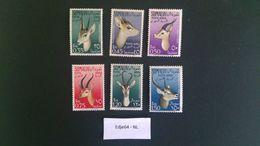 1955 Italiaans Somaliland Antilopen - Somalia