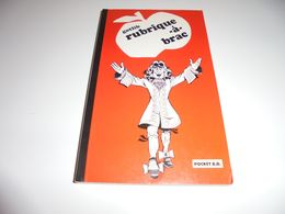RUBRIQUE A BRAC TOME 1/ GOTLIB/ BE - Editions Originales (langue Française)