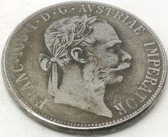RÉPLICA Medalla 1887. Francisco I Emperador De Austria. Kuttenberg, Reapertura De Mina De Plata - Autriche