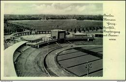 """1938, BRESLAU, """"Hermann Göring Stadion"""", Ungebraucht - Schlesien"""