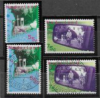 Nederland - 1988 - Yv.1313/1314 -  **  En  O.  - Europa. - Periodo 1980 - ... (Beatrix)