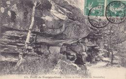 Fontainebleau (77) - Forêt - Grotte De Circé - Fontainebleau