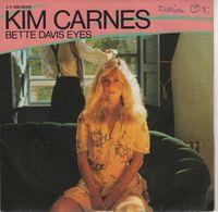 Disque 45 Tours KIM CARNES - 1981 EMI América 2 C 008-86359 - 2 Titres - Disco, Pop