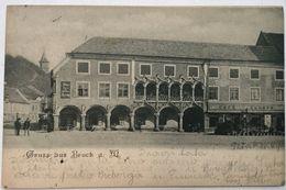 BRUCK AN DER LEITHA   1900. - Bruck An Der Leitha