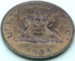 Moneda 1994. 1 Céntimo. Trinidad Y Tobago. KM 29. MBC - Trinité & Tobago