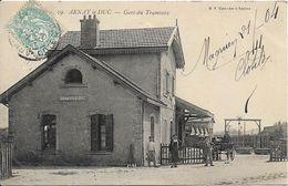 ARNAY LE DUC Gare Du Tramway - Arnay Le Duc