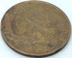Moneda 1992. 5 Céntimos. Trinidad Y Tobago. KM 30. BC - Trinidad En Tobago