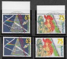 Nederland - 1988 - Yv.1315/1316 - **  En  O  - 300 Jaar Aankomst Willem III Van Oranje In Engeland. - Periodo 1980 - ... (Beatrix)
