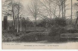 PEPINIERES DU VAL D'AULNAY  -  Le Pont Suspendu - Chatenay Malabry