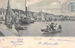 Trouville (14) - Quai Joinville - Trouville