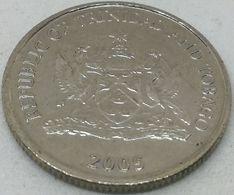 Moneda 2005. 10 Céntimos. Trinidad Y Tobago. KM 31. MBC - Trinidad En Tobago