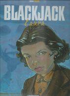 "BLACKJACK "" LAURA "" - CUZOR - E.O.  FEVRIER 2001  CASTERMAN - Non Classés"